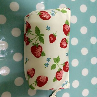 Warm pouch series - Strawberry Cosmetic