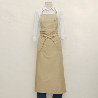 Woman Wrap-dress Apron