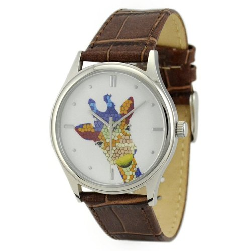 Giraffe Watch Colorful Free shipping worldwide