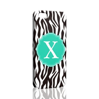Initial X Custom Samsung S5 S6 S7 note4 note5 iPhone 5 5s 6 6s 6 plus 7 7 plus ASUS HTC m9 Sony LG g4 g5 v10 phone shell mobile phone sets phone shell phonecase