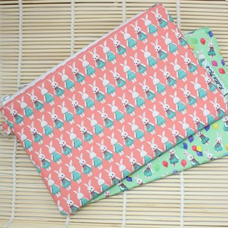 (Rabbit Mint) Mint rabbit Universal bags - (PB0011)