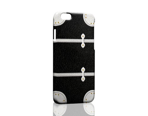 Black and white suitcase ordered Phone Case Samsung S5 S6 S7 note4 note5 iPhone 5 5s 6 6s 6 plus 7 7 plus ASUS HTC m9 Sony LG g4 g5 v10 phone shell mobile phone sets phone shell phonecase