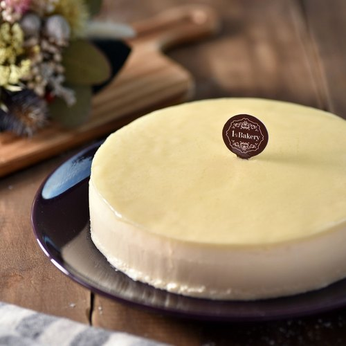 【1% bakery】 heavy cheese cake 6 inches