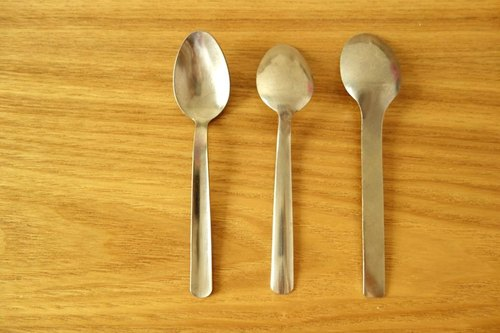 Legacy simple coffee spoon three groups