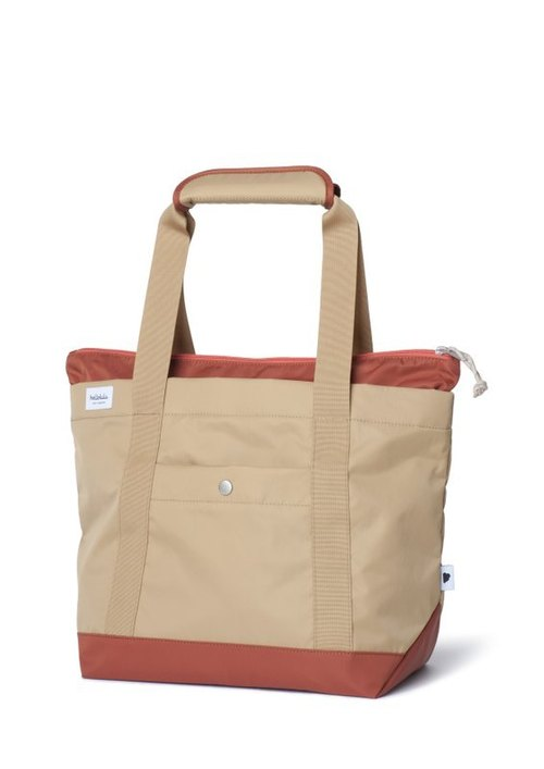 hellolulu Finn- all-weather shopping bag - small - light brown
