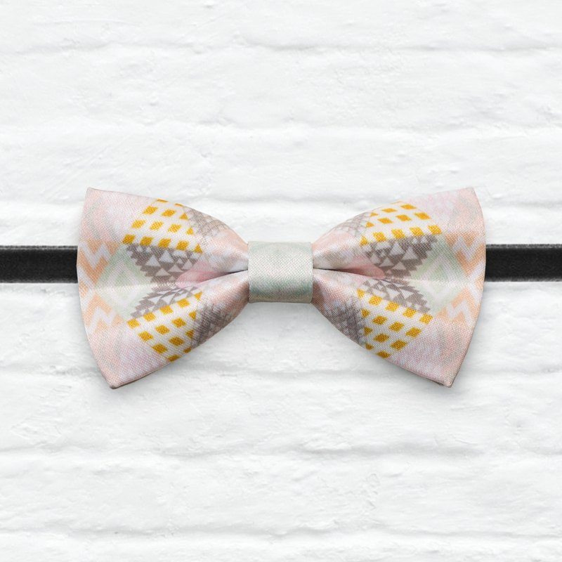 Style 0010 糖夢 印花 系列 領結 Candy Dream pattern bowtie