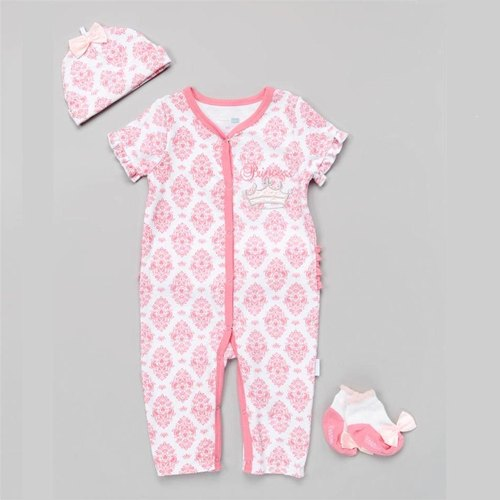 La Chamade / Little Princess Pack Coverall Set(9M)