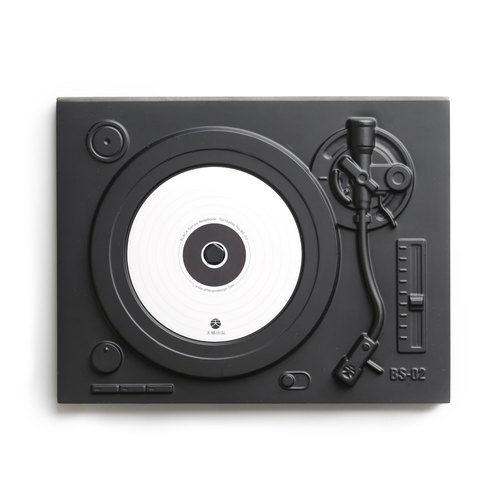 【booxi】Turntable Notebook