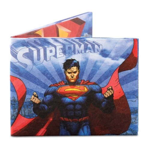 Mighty Wallet® paper wallet _Superman in Flight