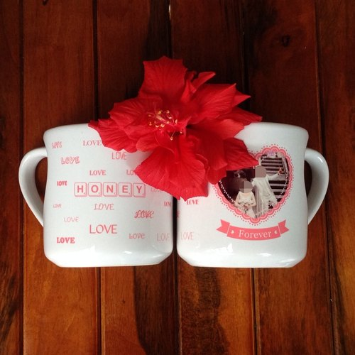 Valentine lifetime soulmate Cup