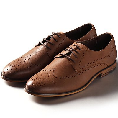 US-‧ Vanger elegant British style oxford shoes ║Va109 narrow version of the classic coffee