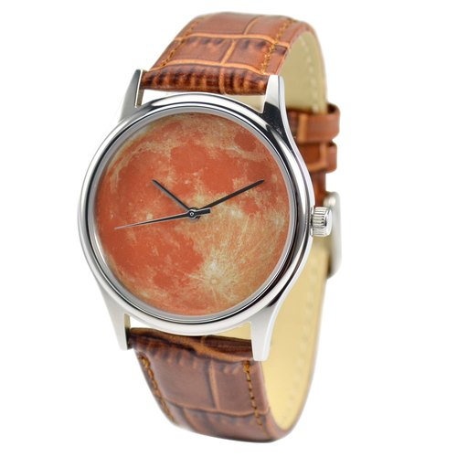 Moon Watch (Orange) - Neutral - Global Free transport