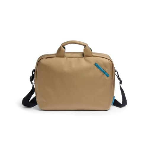 Hellolulu- versatile laptop shoulder bag (cinnamon)