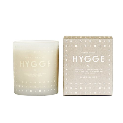 [Denmark SKANDINAVISK fragrance] HYGGE eternal time fragrance candles