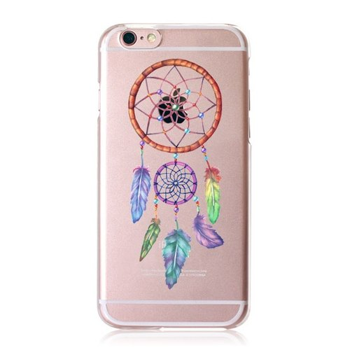iPhone Series [dreamer の Dreamcatcher G] transparent shell - Big Tail rogue Tattoo Phone Case