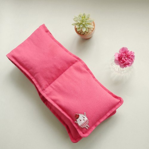 Pink Shoulder Fupad !! Best for release shoulder pain and relax muscle