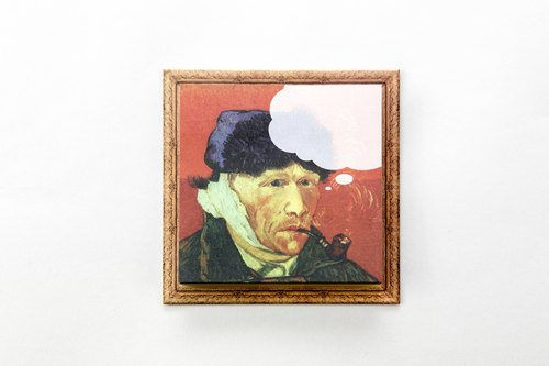THREEM / Sticky notes (Van Gogh) PinkoiENcontent