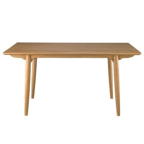 UWOOD small feet long rectangular table ash] [DENMARK Denmark