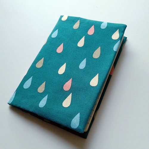 Limited cloth rain shower passport passport holder