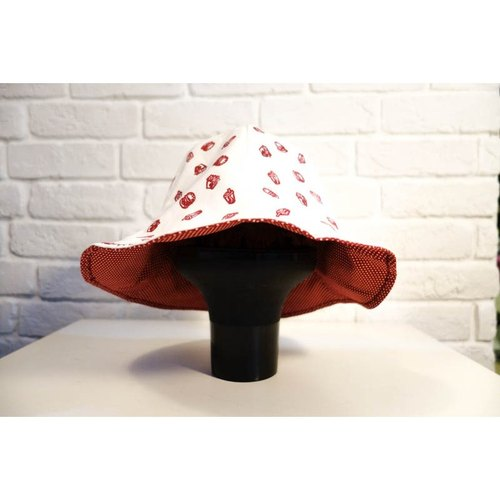 Delicacies series _ thru bud hat Red Revenue
