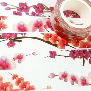 Masking Tape Orchid