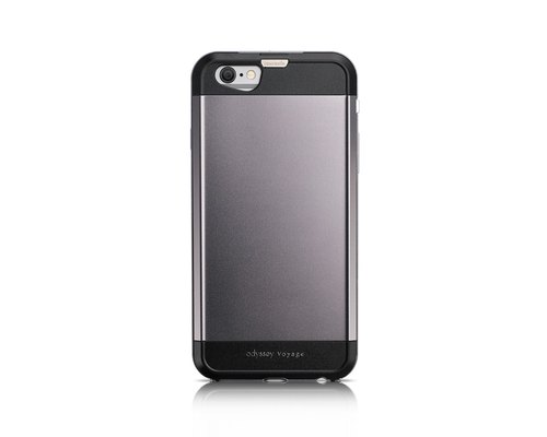 Odyssey odyssey voyage top fashion metal shell iPhone 6 / 6S gray