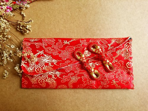 Golden Dragon Cheung - red envelopes