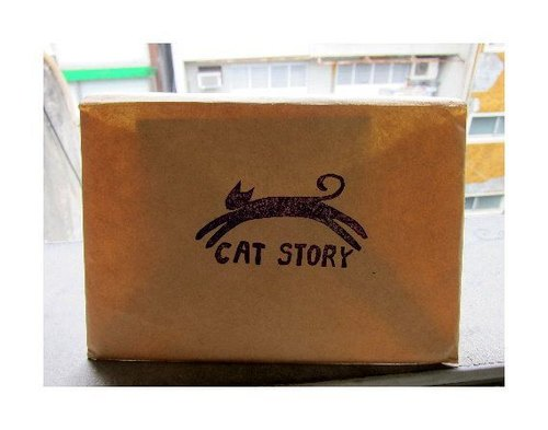Cats Story Series Kraft Postcards
