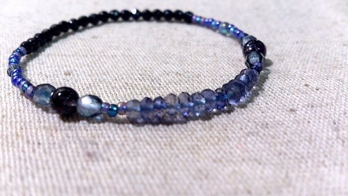 cordierite crystal in dearsharka || x x three key black onyx. Through thick blue Qin Qin Shu personality