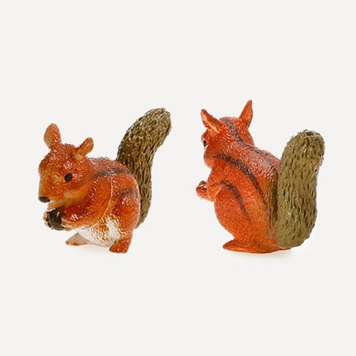 Japan Hightide animal card holder · squirrel