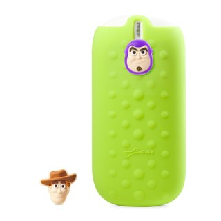 Funny buckle power 5,200mAh- Buzz Lightyear action [Toy Story]