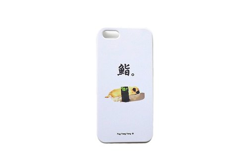 [ YONG ] Pug Sushi Smart Phone Case