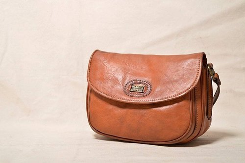 MARCO POLO antique saddle bag