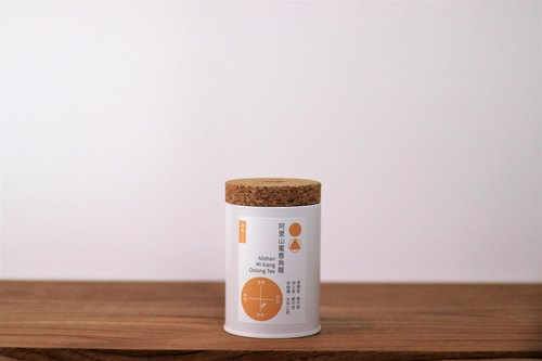 Alishan Mi Xiang Oolong Tea-Teabags (preserving can used)