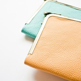 Long wallet,Wallet, Frame Purse /L design cell