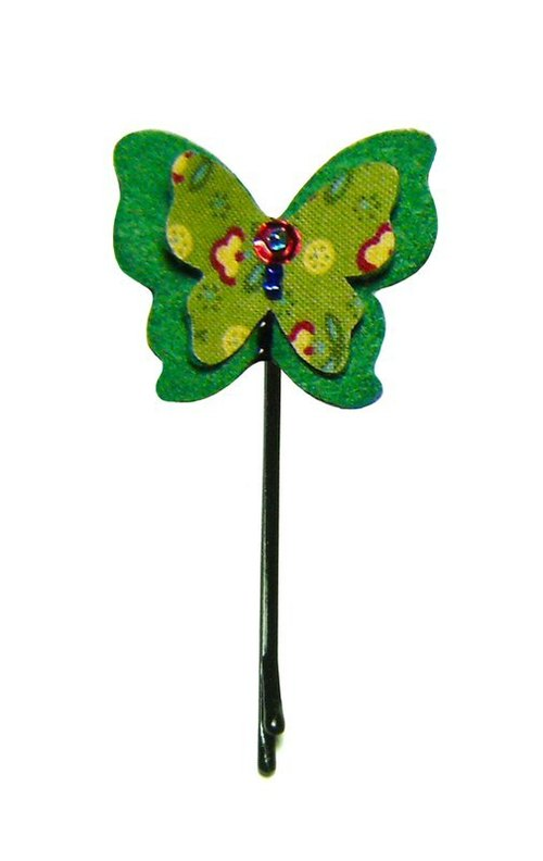 Butterfly hairpin -G3