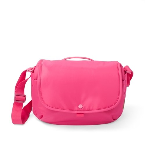 Hellolulu-Casey Monocular Camera Bag (Large) - Wild Berry