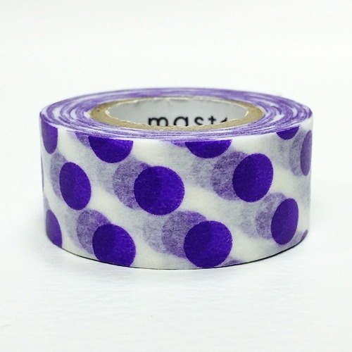 maste and paper tape Basic Overseas Limited [Great little - violet (MST-MKT141-PL)]