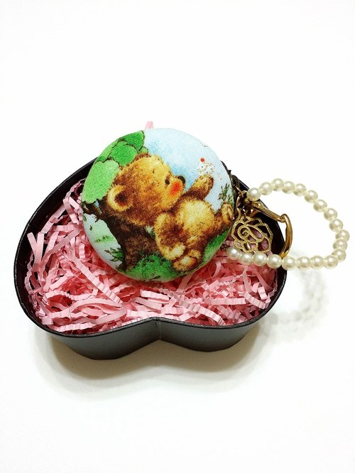 Bear Rabbit VS Forest game macarons * 6CM