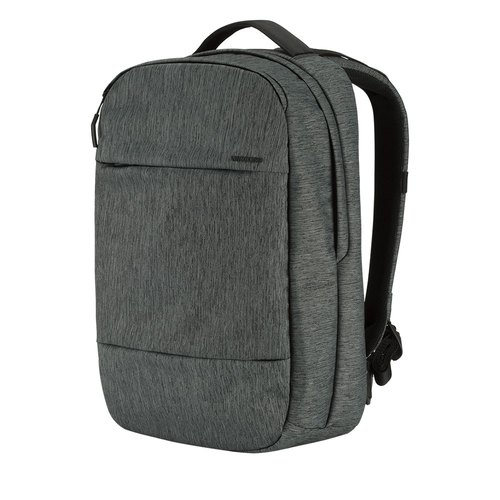 【INCASE】 City Compact Backpack 15-inch city light after the laptop backpack (Ma gray)