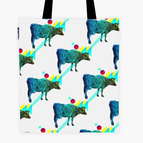 Filament - Canvas Bag - cows