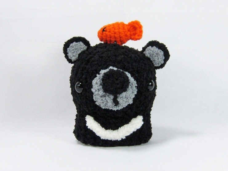 Black Bear - Key Case - Key Case
