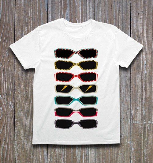 Sunglasses T shirt
