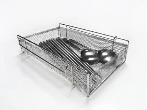 * High quality * stainless steel chopsticks basket, special wide-type size design chopsticks basket, suitable flat place or in the dish dryer use