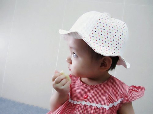 "BABY cap ""Candy"""