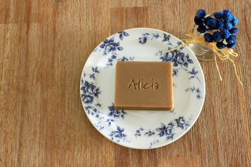 [Shea soap] bee coffee Ailixiya signs soap paragraph autumn and winter