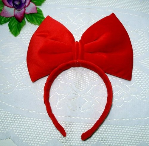 Shop Cotton King bow hair band