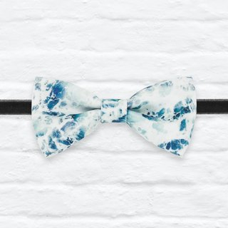 Style 0190  Marble Print Bowtie - Modern Boys Bowtie, Toddler Bowtie Toddler Bow tie, Groomsmen bow tie, Pre Tied and Adjustable Novioshk