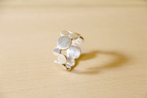 | Go fish handmade jewelry creation | Circle Ring