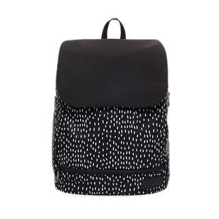 Diaper Backpack, Waterproof Nappy Bag, Geometric Backpack, Dots